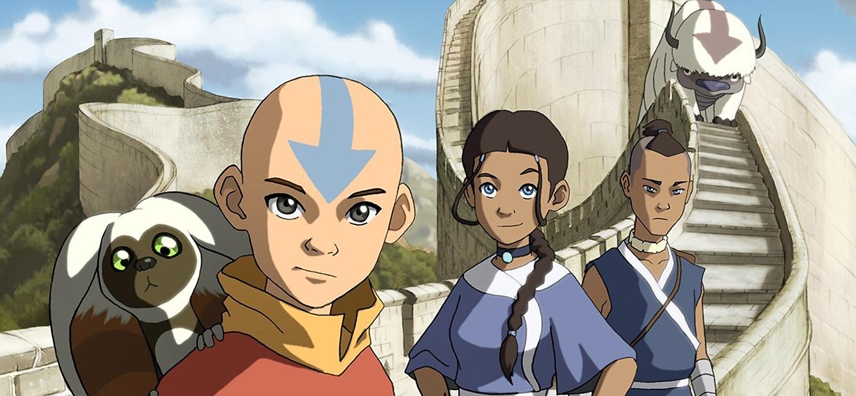 Avatar: The Last Airbender  Season 1 tv series Poster