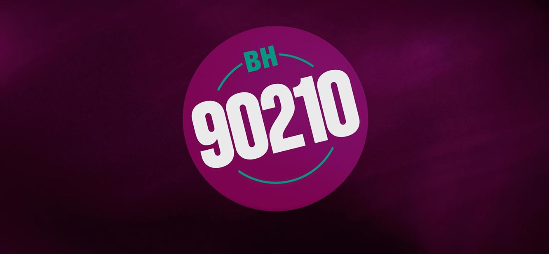 BH90210 Season 1 tv series Poster