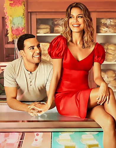 The Baker and the Beauty Season 1 poster