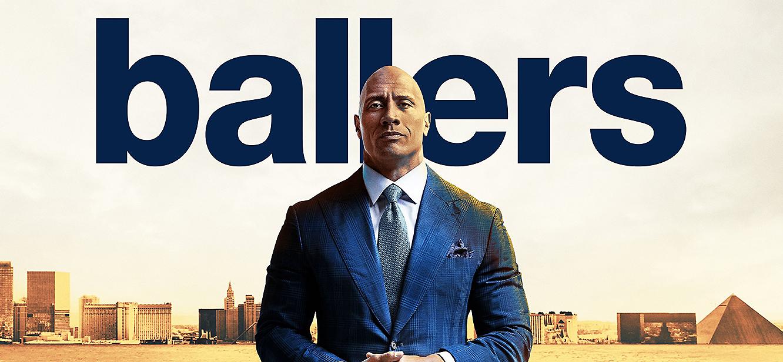 Ballers tv series Poster
