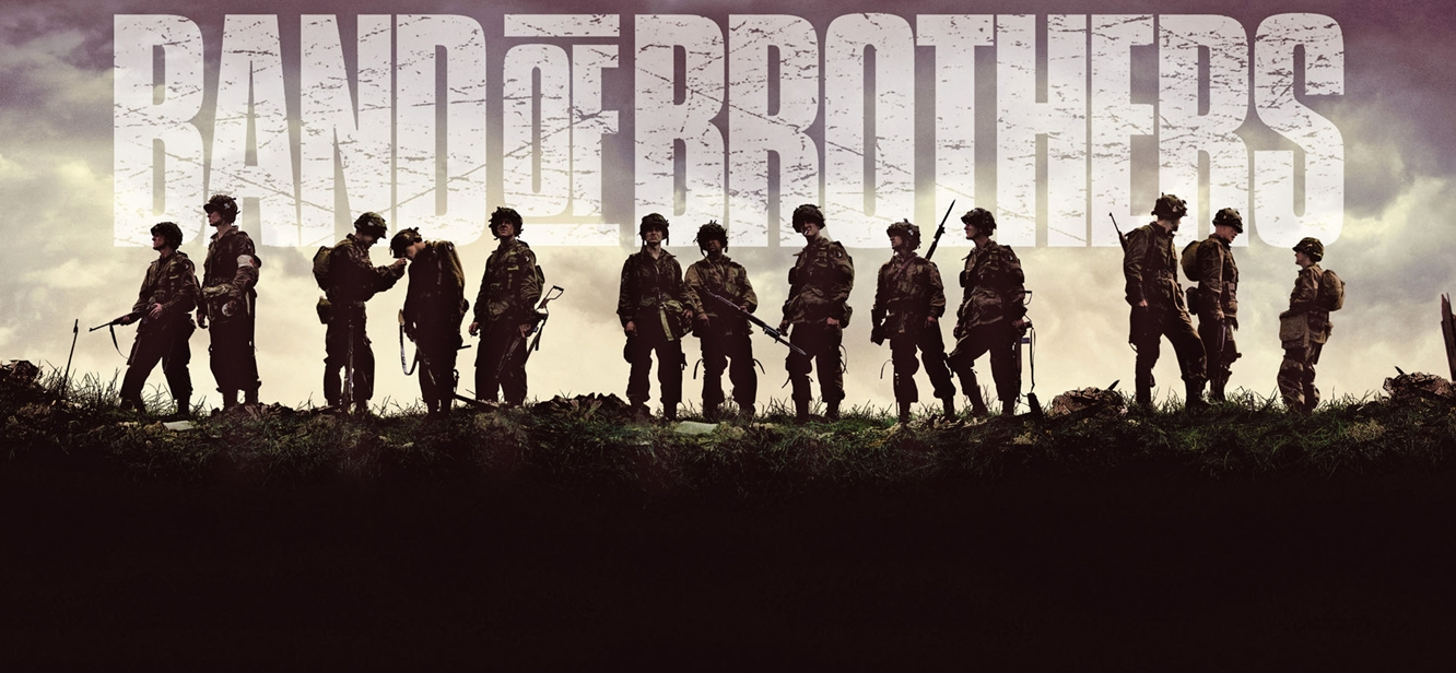 Band of Brothers Season 1 tv series Poster