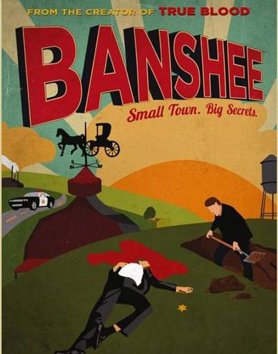 Banshee  Season 1 poster