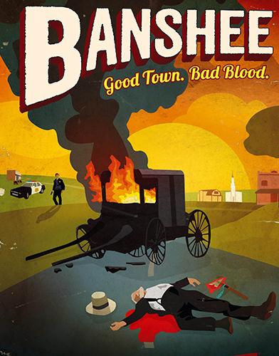 Banshee  Season 2 poster