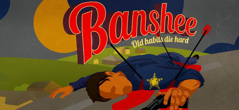 Banshee  Season 1 tv series Poster