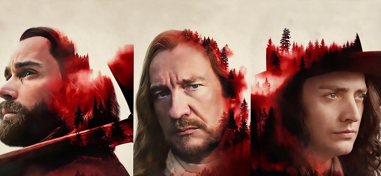 Barkskins Season 1 tv series Poster