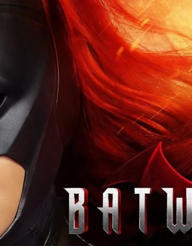 Batwoman tv series poster
