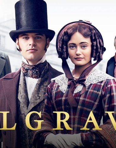 Belgravia tv series poster