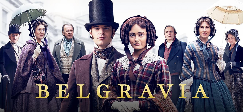 Belgravia Season 1 tv series Poster