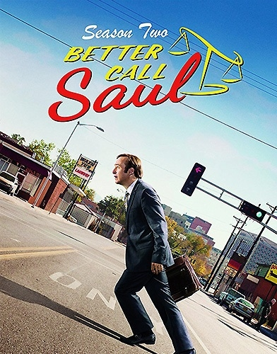 Better Call Saul season 2 poster