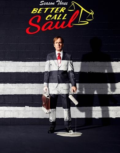 Better Call Saul season 3 poster