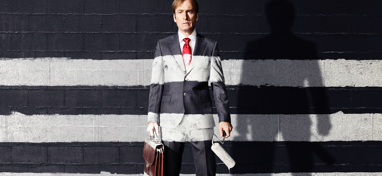 Better Call Saul tv series poster
