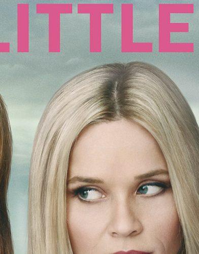 Big Little Lies tv series poster