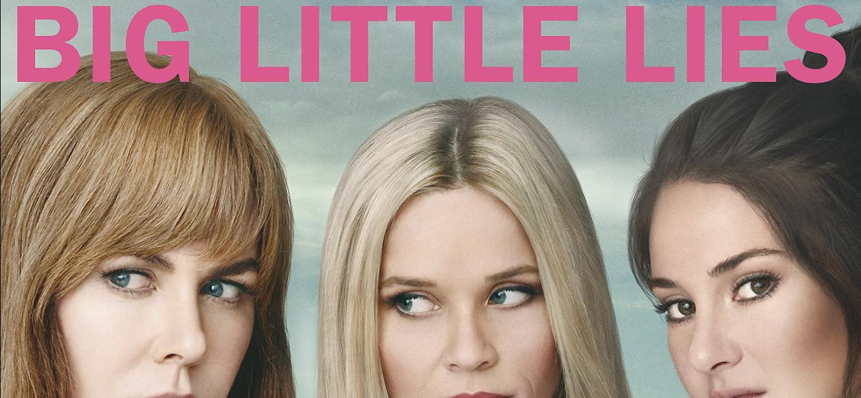 Big Little Lies  Season 1 tv series Poster