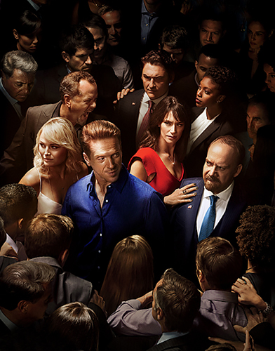 Billions Season 2 poster