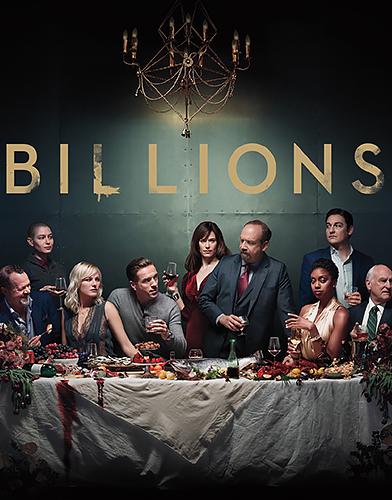 Billions Season 3 poster