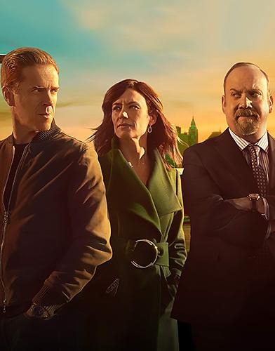 Billions Season 5 poster