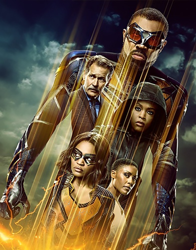 Black Lightning Season 3 poster