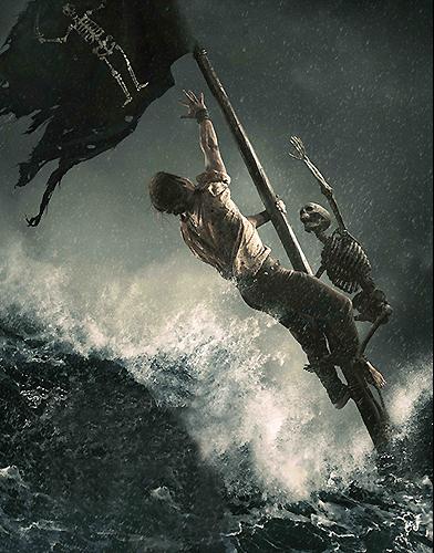 Black Sails season 2 Poster