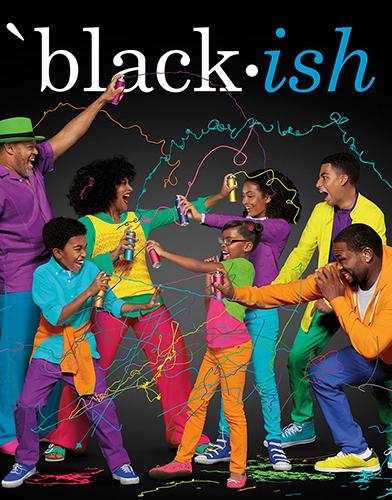 Black-ish Season 2 poster