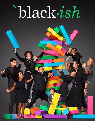 Black-ish season 5 poster