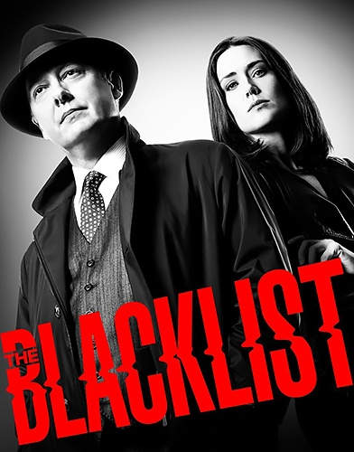 The Blacklist Season 7 poster