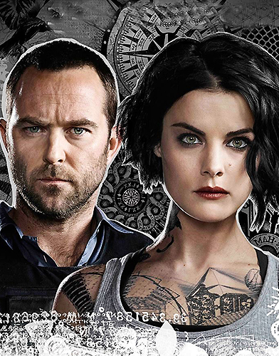 Blindspot season 2 Poster