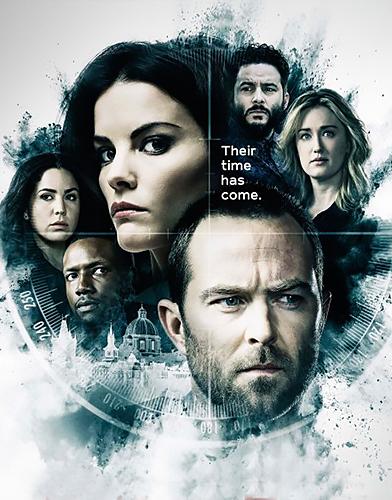 Blindspot Season 5 poster