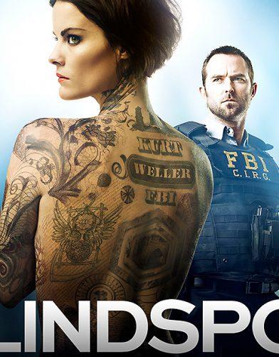 Blindspot tv series poster