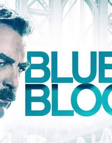Blue Bloods tv series poster