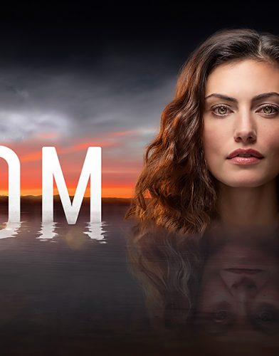 Bloom tv series poster