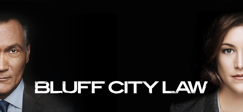 Bluff City Law Season 1 tv series Poster