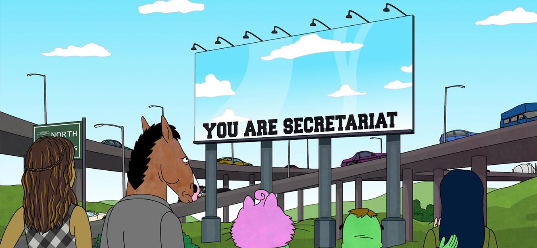 BoJack Horseman tv series Poster
