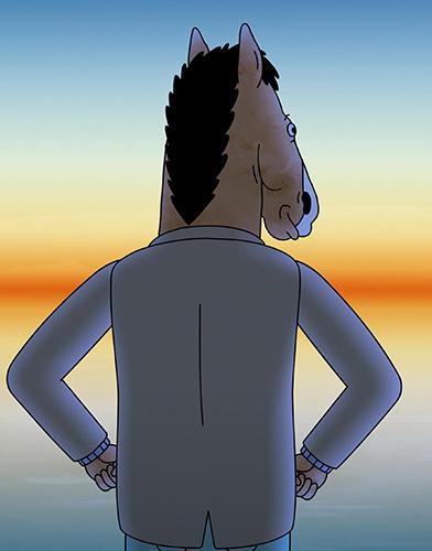 BoJack Horseman Season 6 poster