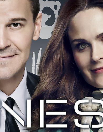 Bones tv series poster