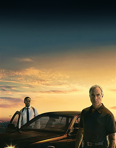 Harry Bosch Season 6 poster