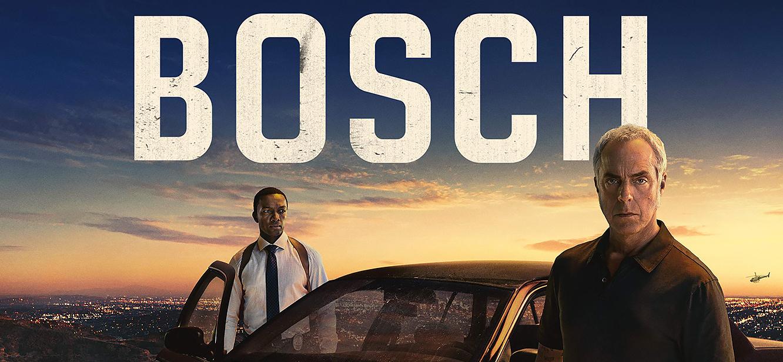 Harry Bosch Season 6 tv series Poster