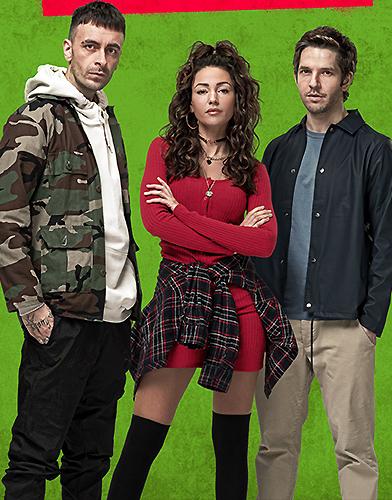 Brassic season 2 poster