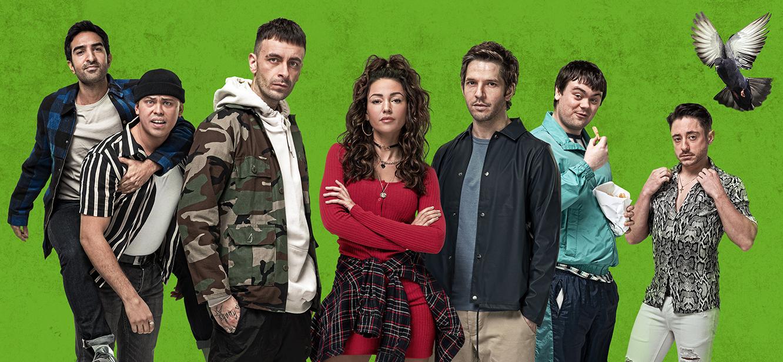 Brassic Season 2 tv series Poster