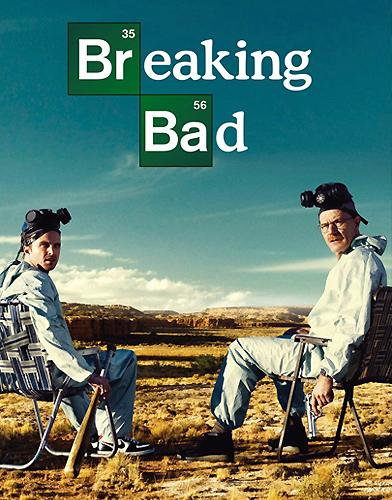Breaking Bad season 2 poster