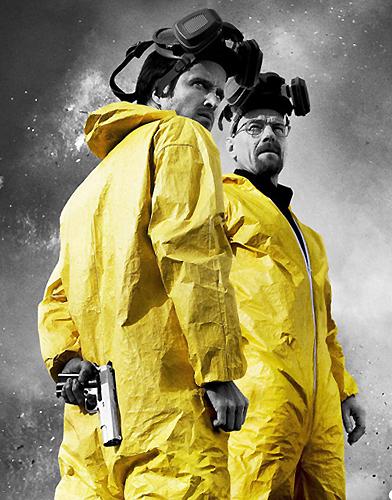Breaking Bad season 3 poster