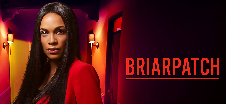 Briarpatch Season 1 tv series Poster