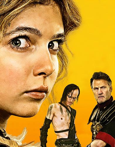 Britannia Season 2 poster