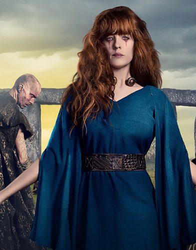 Britannia tv series poster