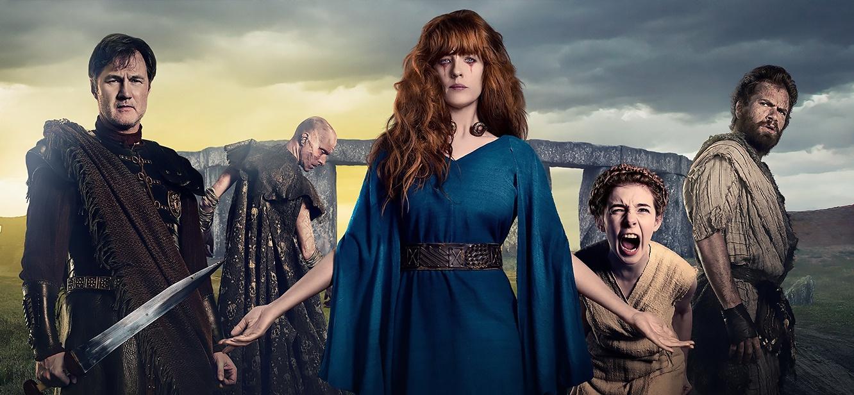 Britannia Season 1 tv series Poster