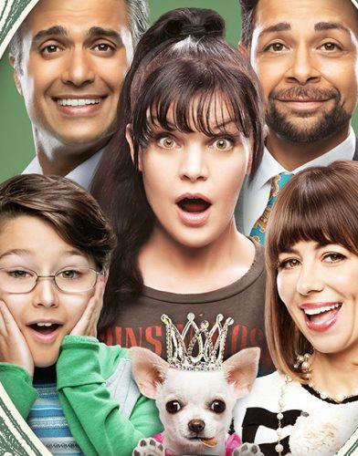 Broke tv series poster