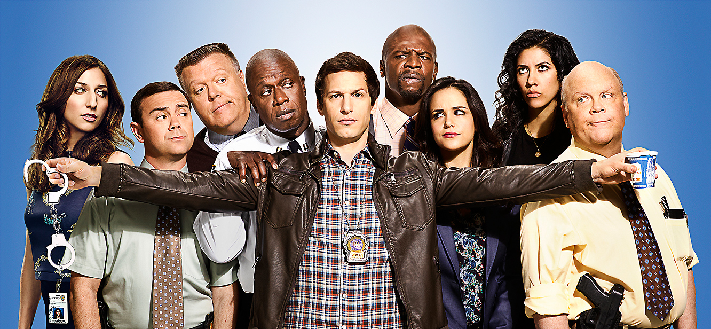 Brooklyn Nine-Nine season 1 tv series Poster