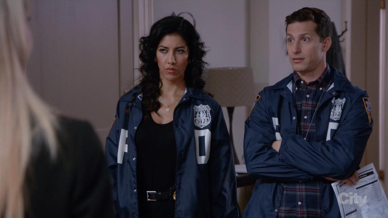 TV Show Brooklyn Nine-Nine season 3  Today's TV Series  Direct