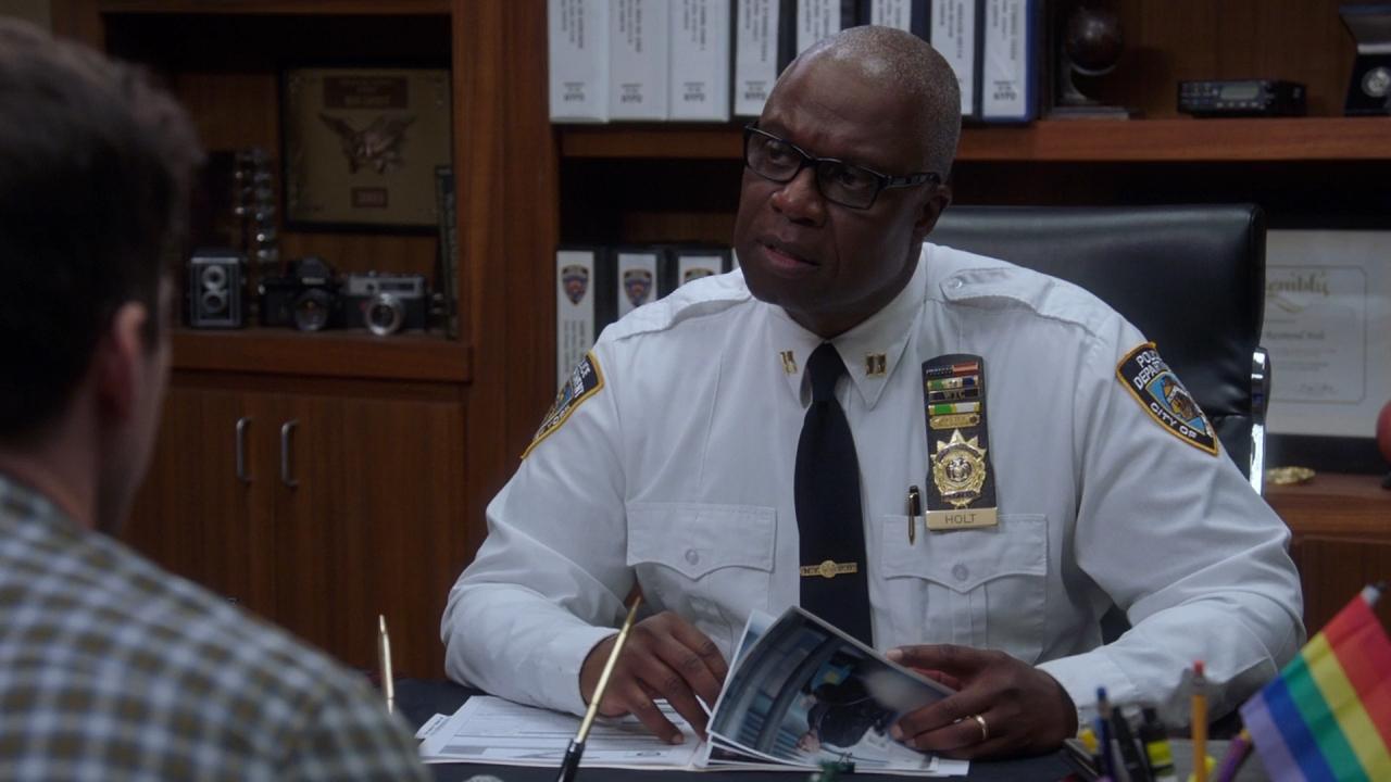 TV Show Brooklyn Nine-Nine season 5  Today's TV Series  Direct