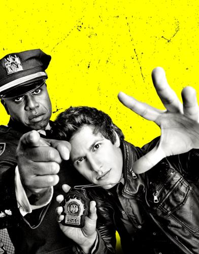 Brooklyn Nine-Nine season 1 poster