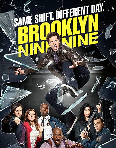 Brooklyn Nine Nine season 2 Poster